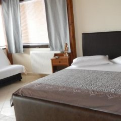 Отель Big Dino's Galini комната для гостей фото 2