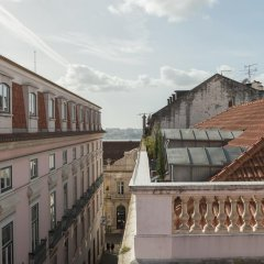 Отель Feels Like Home Bairro Alto Luxus Flat Португалия, Лиссабон - отзывы, цены и фото номеров - забронировать отель Feels Like Home Bairro Alto Luxus Flat онлайн фото 4