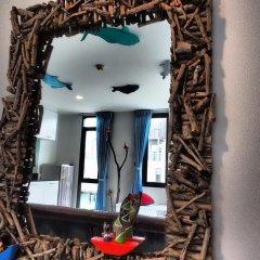 Отель Pixel Cape Panwa by Nongrit интерьер отеля