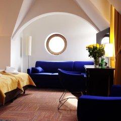 Hotel Palazzo Rosso 3* Номер Делюкс с различными типами кроватей фото 4