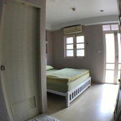 Отель Roof View Place 2* Стандартный номер с двуспальной кроватью фото 11