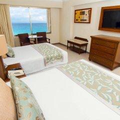 Отель Royal Solaris Cancun - Все включено 5* Номер Делюкс разные типы кроватей