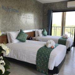 Nap Krabi Hotel 4* Улучшенный номер с различными типами кроватей фото 3