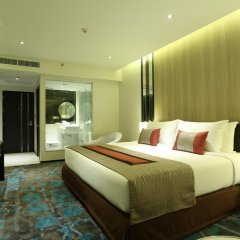 Grace Hotel Bangkok 4* Номер Делюкс фото 2