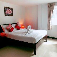 Отель Silver Resortel Номер Эконом с двуспальной кроватью фото 3