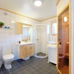 Отель Voss Resort Bavallstunet 3* Коттедж с различными типами кроватей фото 16