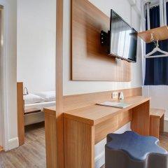 Centro Hotel Keese 3* Стандартный номер с различными типами кроватей фото 4