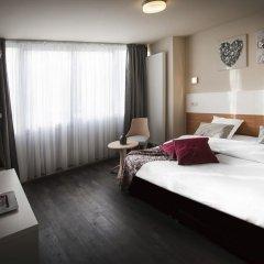Отель Antwerp Inn 3* Номер Комфорт с различными типами кроватей фото 2