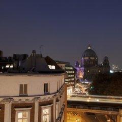 Отель monbijou hotel Германия, Берлин - отзывы, цены и фото номеров - забронировать отель monbijou hotel онлайн балкон