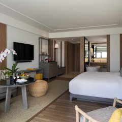 Отель The Nai Harn Phuket 4* Люкс с двуспальной кроватью фото 3