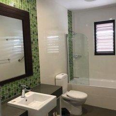 Отель First Landing Beach Resort & Villas 3* Вилла с различными типами кроватей фото 17