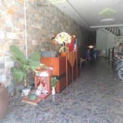 Отель Gia Han Guesthouse Вьетнам, Вунгтау - отзывы, цены и фото номеров - забронировать отель Gia Han Guesthouse онлайн интерьер отеля