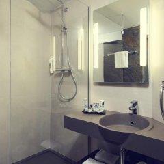 Hotel Mercure Paris Porte de Pantin Стандартный номер с различными типами кроватей фото 7