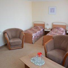 Гостиница Железногорск комната для гостей фото 3