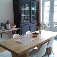 Отель B&B The Nest Brussels питание