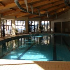 Borika Hotel Чепеларе бассейн
