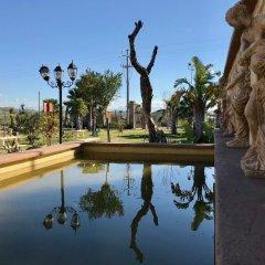 Отель Agriburgio Бутера бассейн фото 2