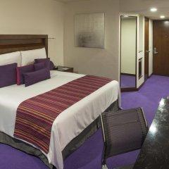 Отель Camino Real Pedregal Mexico 4* Номер Делюкс с различными типами кроватей фото 2