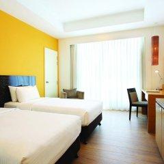 Village Hotel Changi 4* Стандартный номер с различными типами кроватей фото 6