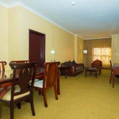 Отель Hawthorn Suites By Wyndham Abuja 4* Люкс с различными типами кроватей фото 3