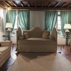 Отель Palazzo Di Camugliano 5* Улучшенные апартаменты с различными типами кроватей