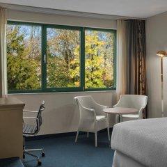 Отель Four Points by Sheraton Brussels 4* Стандартный номер с разными типами кроватей фото 3