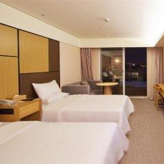 JI Hotel Shanghai Hongqiao West Zhongshan Road комната для гостей фото 3