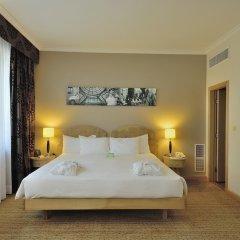 Отель Hilton Milan 4* Представительский номер с различными типами кроватей фото 11