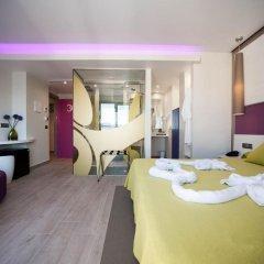 Отель The Purple by Ibiza Feeling - LGBT Only 3* Улучшенный номер с различными типами кроватей
