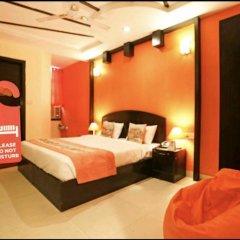 Hotel Unistar 3* Номер Делюкс с различными типами кроватей фото 5