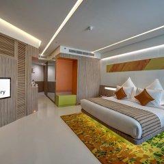 Al Khoory Atrium Hotel 4* Полулюкс с различными типами кроватей фото 4
