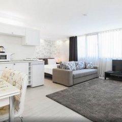 Отель Defne Suites Апартаменты с различными типами кроватей фото 6