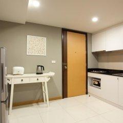 Отель Rocco Huahin Condominium Апартаменты с различными типами кроватей фото 12