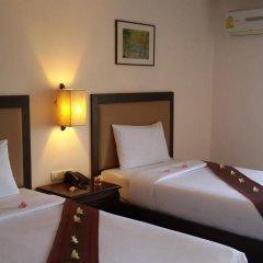 Отель Naris Art 3* Улучшенный номер фото 6