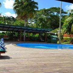 Отель Daku Resort Savusavu бассейн фото 2