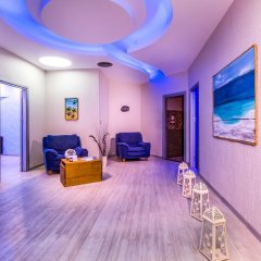 Отель Pegasos Beach спа