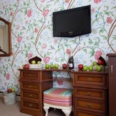 Мини-Отель Villa de Ville 4* Номер Комфорт разные типы кроватей фото 3