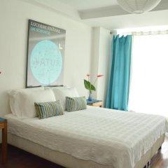 Casa Hotel Jardin Azul 3* Стандартный номер с различными типами кроватей