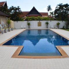 Отель Baan Suan бассейн фото 2