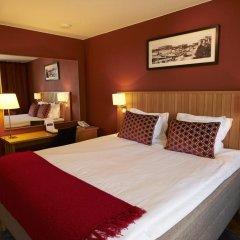 Отель Villa Kallhagen Стокгольм комната для гостей фото 3