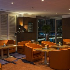 Отель Four Points by Sheraton Sheikh Zayed Road, Dubai Полулюкс с различными типами кроватей фото 8