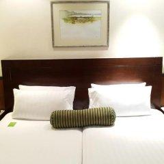 Boulevard Hotel Bangkok 4* Стандартный номер с разными типами кроватей фото 16