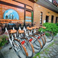 World Hostel Гданьск спортивное сооружение