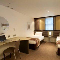 Corus Hotel Hyde Park 4* Стандартный номер с 2 отдельными кроватями