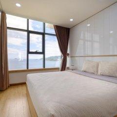 Апартаменты Sunrise Ocean View Apartment Студия
