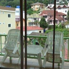 Отель Good Friend Guest House Phuket балкон
