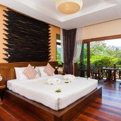 Отель Palm Leaf Resort Koh Tao 3* Улучшенная вилла с различными типами кроватей