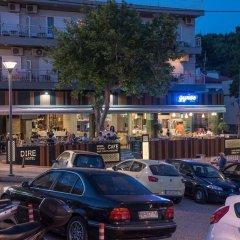 Отель DiRe парковка