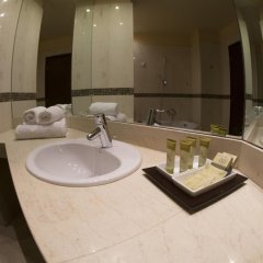 Davitel Tobacco Hotel 4* Стандартный семейный номер с двуспальной кроватью фото 4