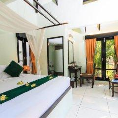 Отель Punnpreeda Beach Resort 3* Вилла Делюкс с различными типами кроватей фото 2